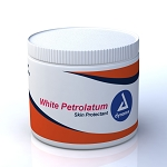 Dynarex White Petroleum Jelly, 15 oz Jar
