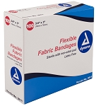 Sterile Fabric Bandages 3/4