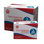 Triple Antibiotic Ointment, .9 gram foil packet 144