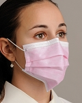 Breath E-Z Face Mask - Cone or Pleated Box of 50