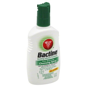 Bactine Spray