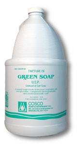 Cosco Green Soap, 1 Gallon - Shipping Included in price